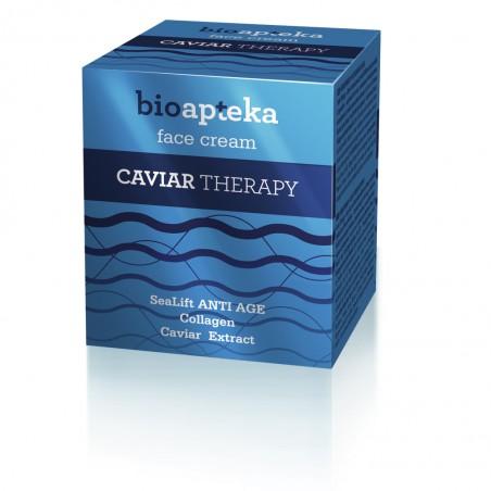 Bioapteka Crema Facial con Caviar Marine Therapy, 40 ml