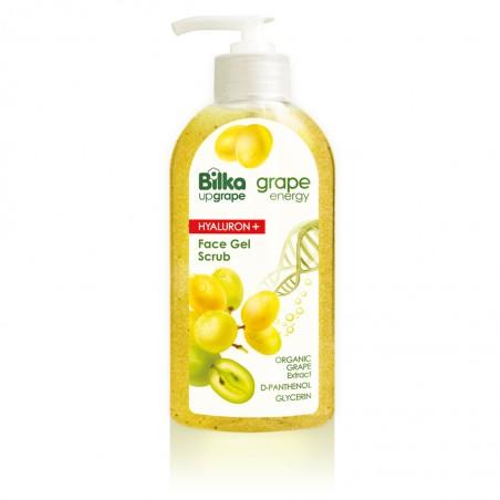 Bilka Grape Energy Gel Exfoliante Facial con Efecto Hidratante 200 ml