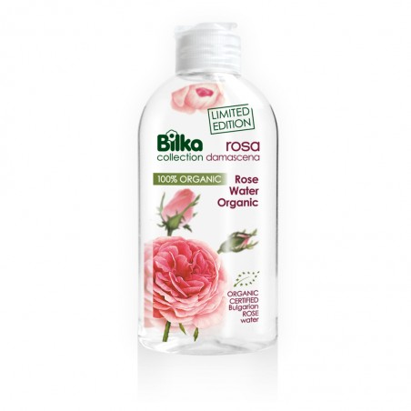 Bilka Agua 100% Orgánica de Rosa Damascena 200 ml