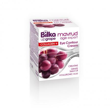 Bilka Age Expert Crema para Contorno de Ojos con Uva y Colágeno 25 ml