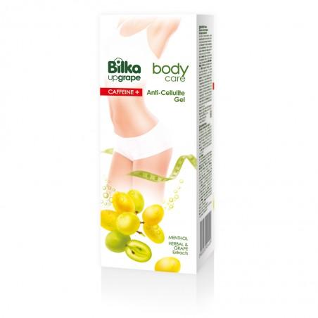 Bilka Grape Energy Gel Corporal con Extracto de Uvas 180 ml